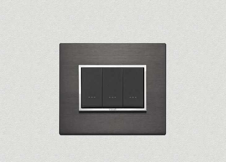 Refined aluminium - Black sapphire