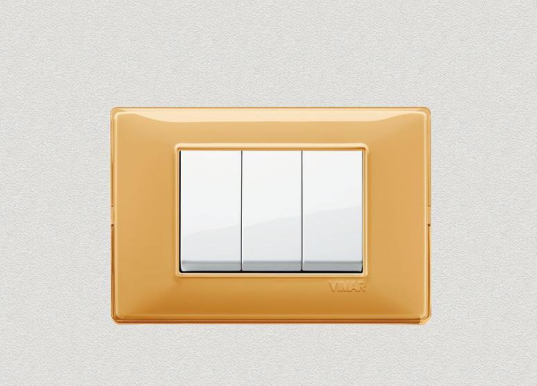 Reflex-Reflex amber