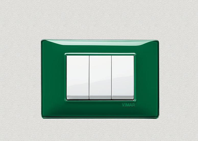 Reflex-Reflex emerald